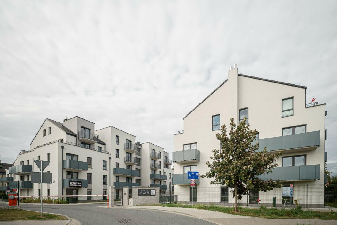 Ostrowscy Nieruchomości – Osowa Gdańsk